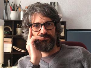 El Museo del Juguete de Ibi acoge un encuentro con Pablo Auladell a propósito de su 'Cuaderno Arcaico Muralis' en ILUSTRACIÓN