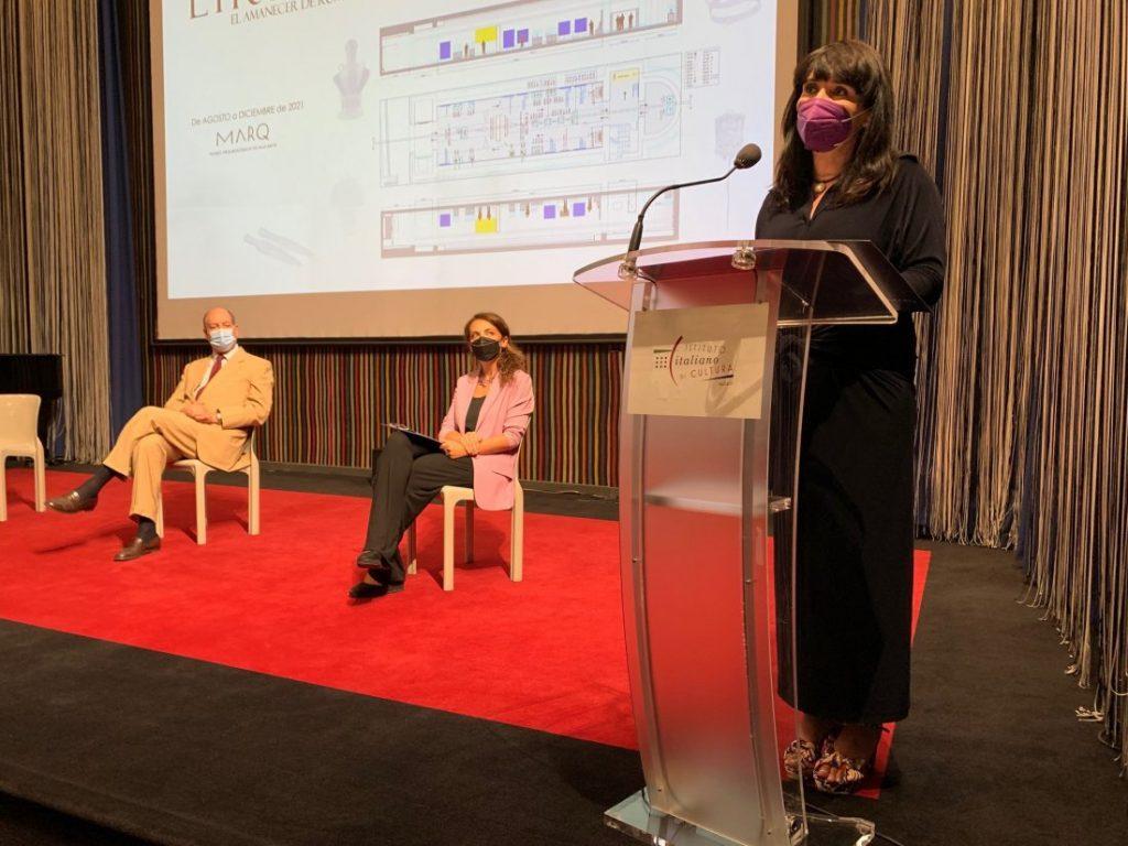 El MARQ y la Embajada de Italia presentan la exposición 'Etruscos. El amanecer de Roma' en ARQUEOLOGÍA DESTACADOS