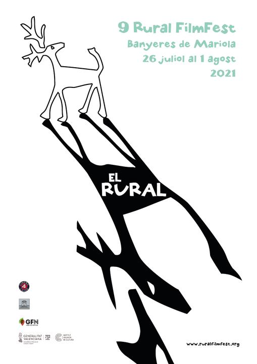 El festival internacional de cine Rural FilmFest de Banyeres de Mariola alcanza su novena edición en CINE
