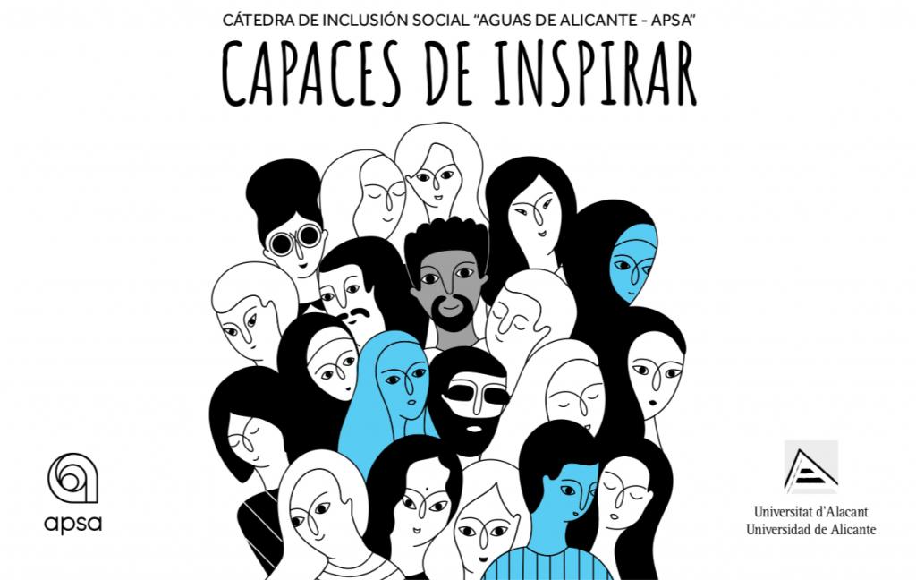 Aguas de Alicante y APSA reafirman su compromiso con la Cátedra de Inclusión Social de la Universidad de Alicante en DESTACADOS EMPRENDIMIENTO