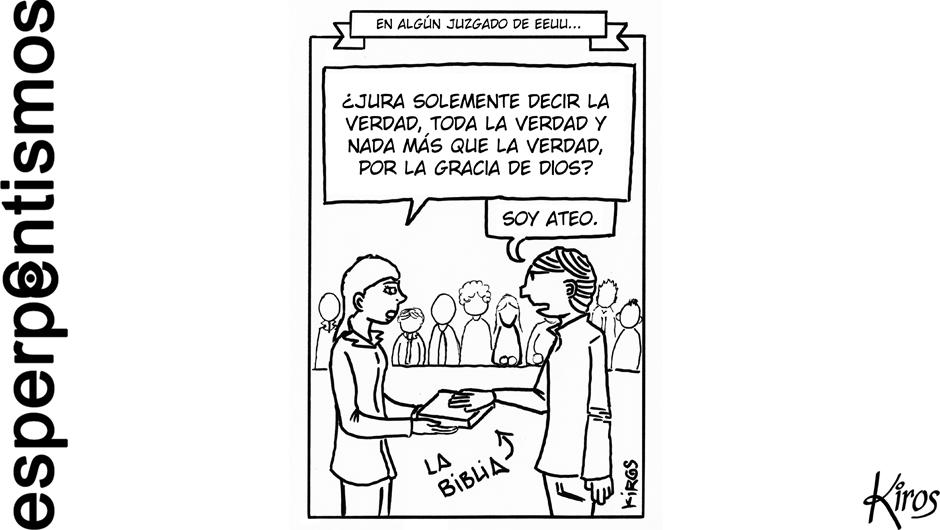 Kiros lanza una campaña de micromecenazgo para publicar su webcomic 'Esperpentismos' en CÓMIC DESTACADOS