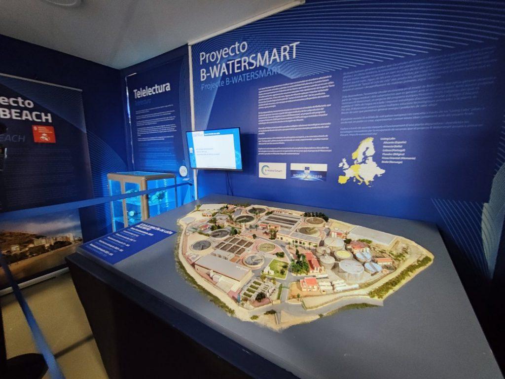 El Museo del Agua reabre sus puertas con una decidida apuesta por la innovación tecnológica y la interactividad en DESTACADOS MEDIO AMBIENTE