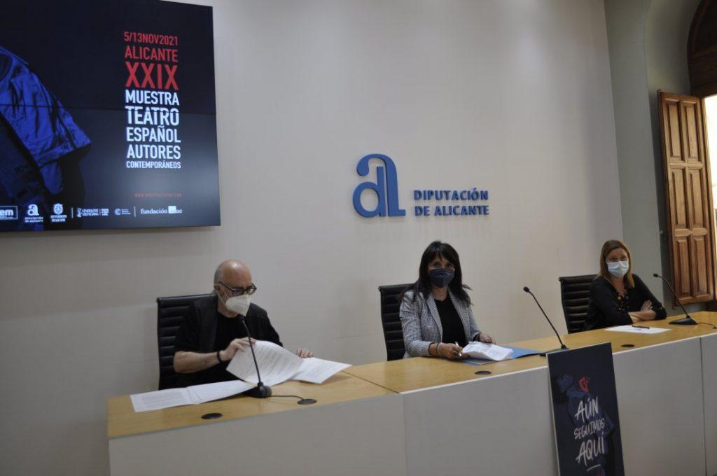 La XXIX Muestra de Teatro Español de Autores Contemporáneos ofrecerá 21 espectáculos del 5 al 13 de noviembre en DESTACADOS ESCENA