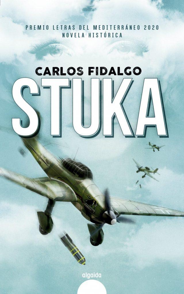 La Librería 80 Mundos presenta 'Stuka', la novela de Carlos Fidalgo reconocida con el Premio Letras del Mediterráneo en LETRAS