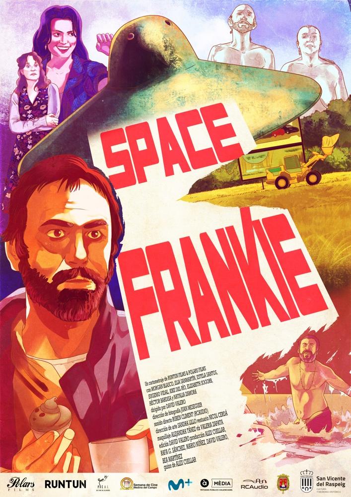 'Space Frankie', seleccionado por el Edmonton Film Festival calificador para los Oscar en CINE DESTACADOS