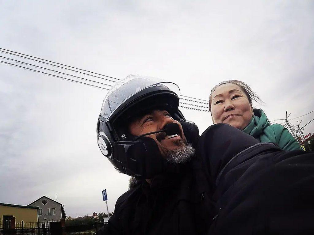 El fotógrafo Manuel Lorenzo muestra en una exposición su sorprendente viaje de 20.000 km en Harley al norte de Siberia en DESTACADOS FOTOGRAFIA
