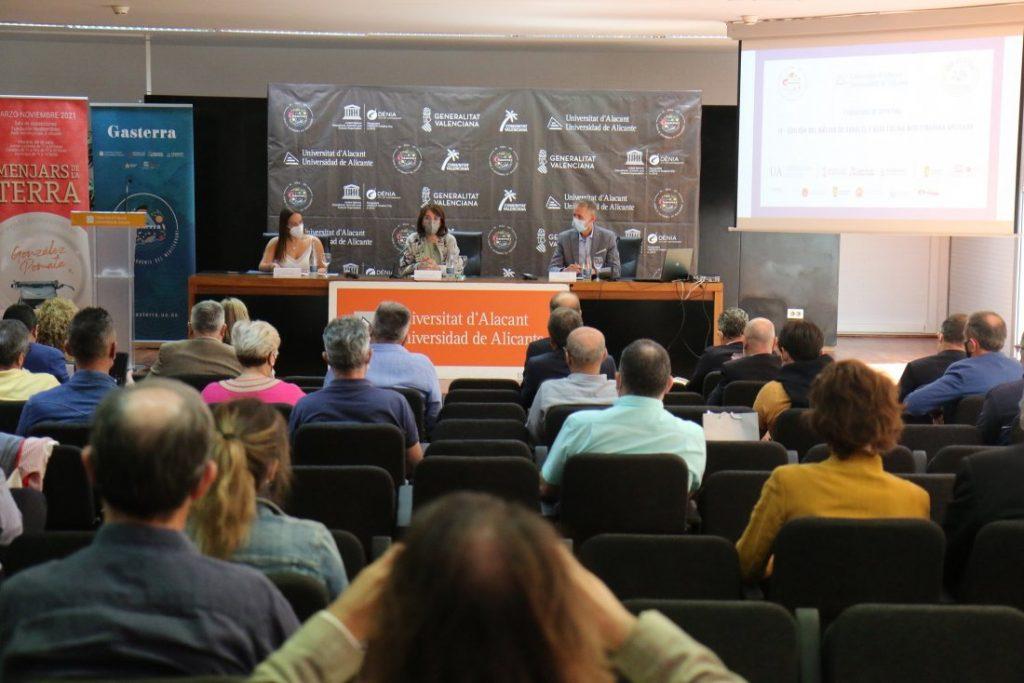 El Máster de Arroces de la Universidad de Alicante reivindica la formación de calidad en la inauguración de su cuarta edición en DESTACADOS GASTRONOMÍA