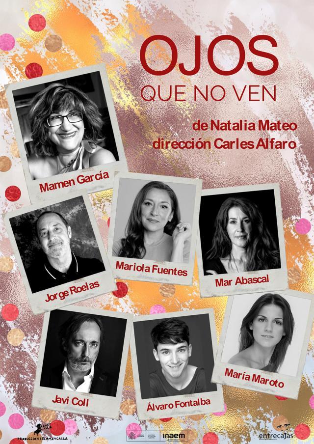 Teatro, cuentacuentos sensorial y blues, este fin de semana en el Principal de Alicante en DESTACADOS ESCENA